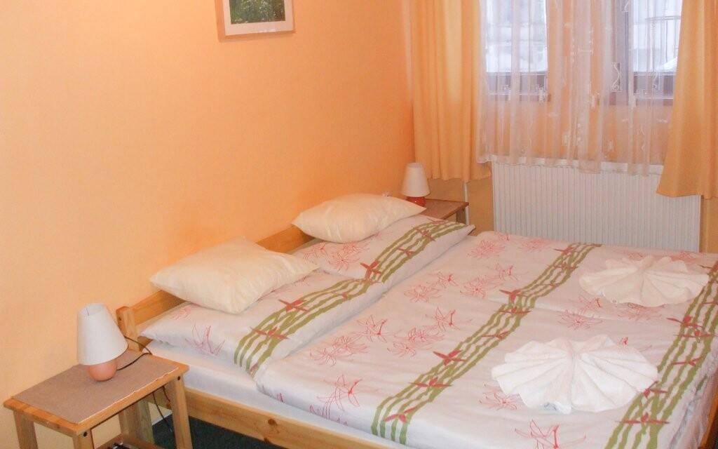 Útulné izby, Rekreačné stredisko Rybník, CHKO Český les