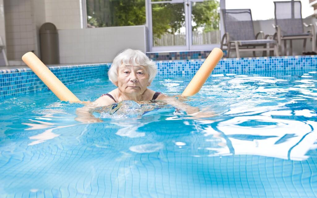 Krytý bazén, wellness, Medical Wellness Hotel Máj, Piešťany