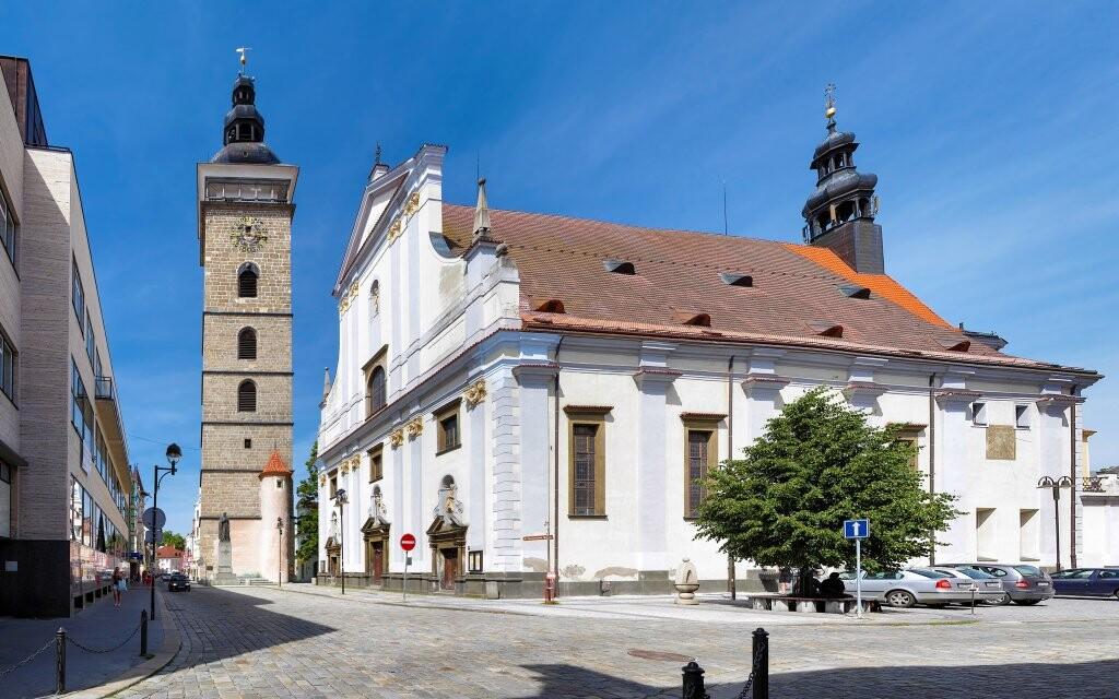 Pamiatky južných Čiech, České Budějovice