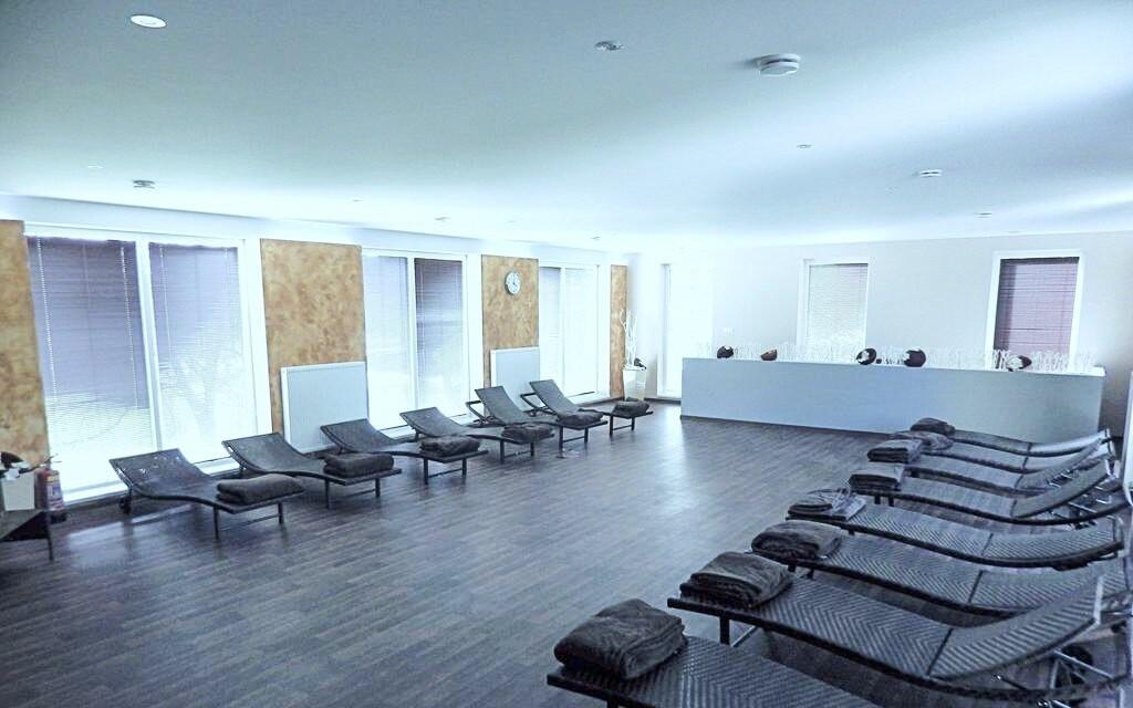 Oddychová zóna, wellness, Hotel Lucia ***