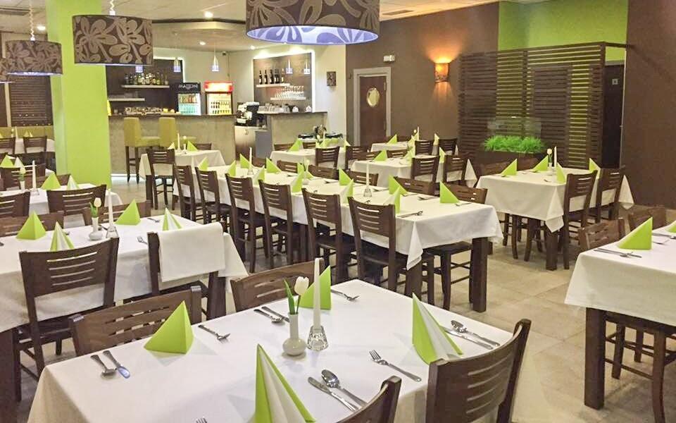 Reštaurácia, Hotel Lucia ***, Veselí nad Lužnicí