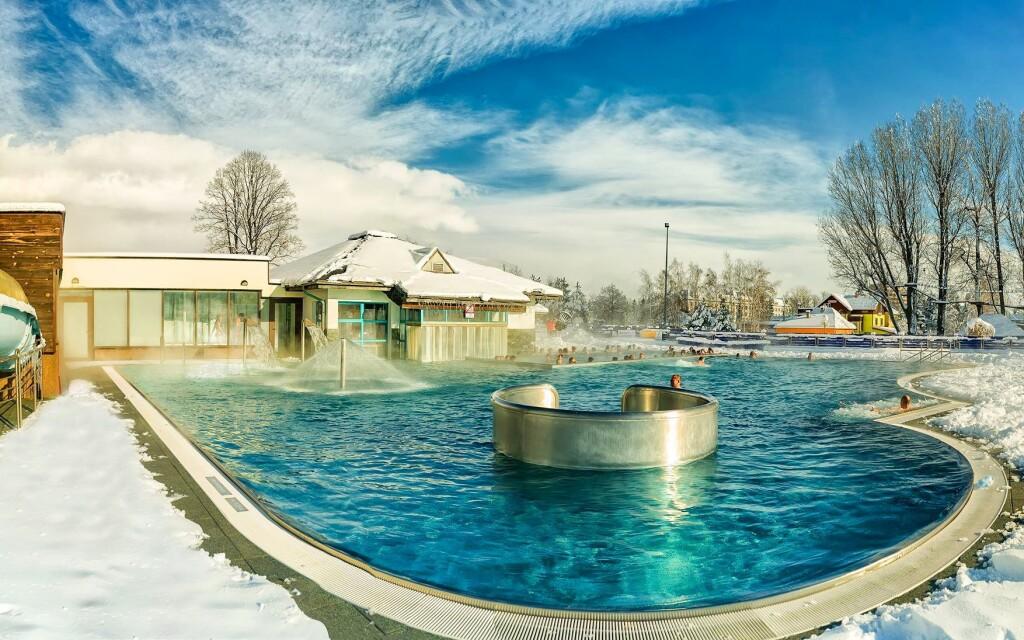 Užijte si slevu na vstup do AquaCity Poprad
