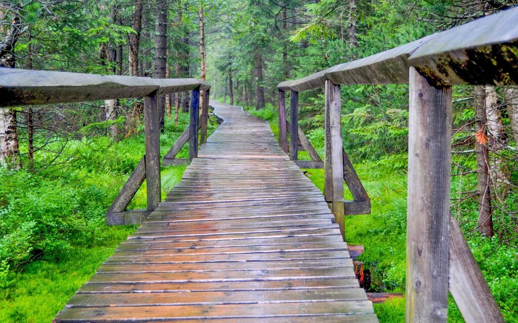 Národní park Slovenský ráj, Slovensko