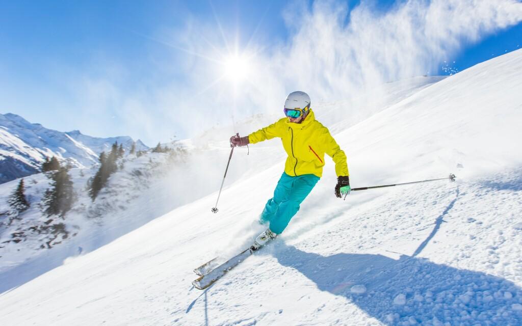 Ráj pro milovníky zimních sportů, Penzion Gasthof Mentenwirt