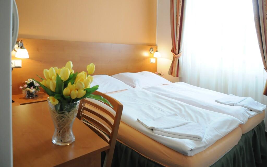 Interiéry izieb, Hotel Apollon ***, Valtice