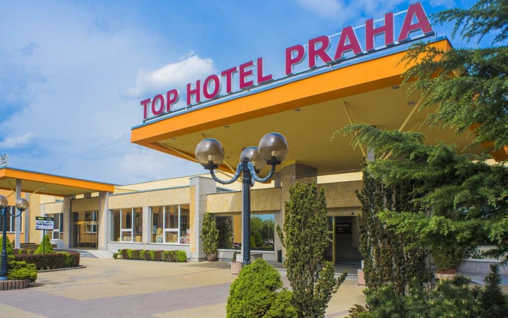 Top Hotel Praha nabízí nadstandardní ubytování