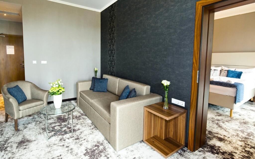K dispozícii sú aj priestrannejšie izby