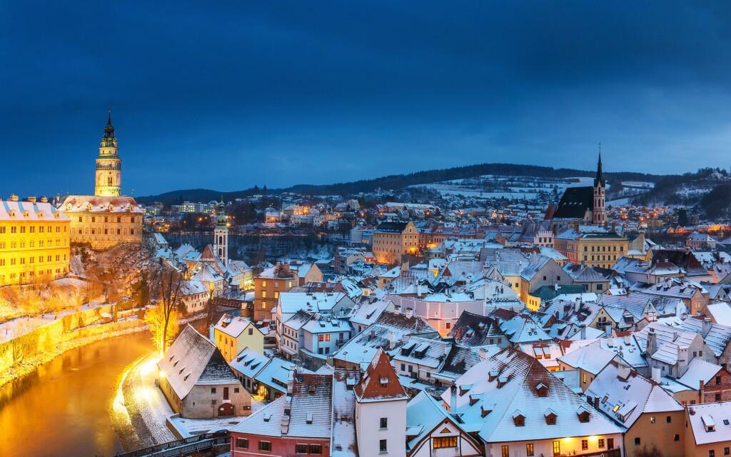 UNESCO Český Krumlov je nádherné mesto s bohatou históriou