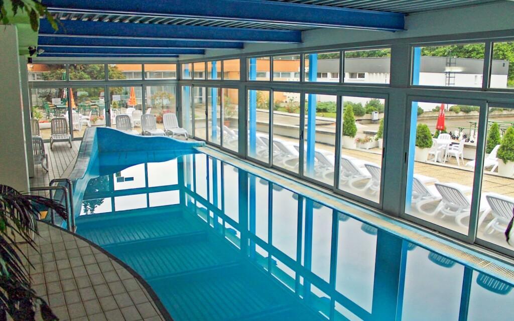 Neobmedzené wellness, Hotel Szieszta, Šoproň, Maďarsko