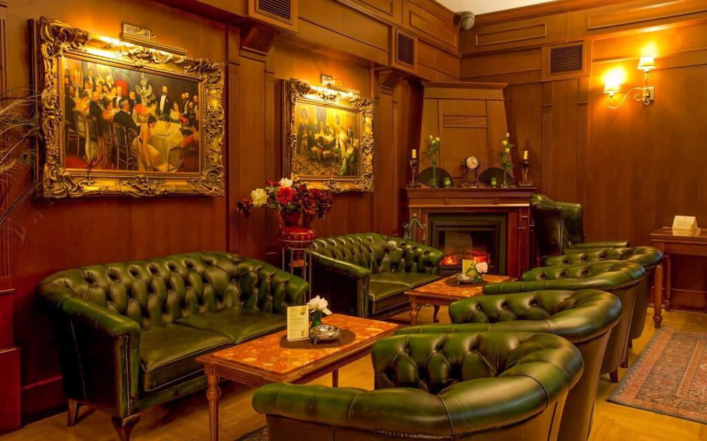 Luxusní Grand Boutique Hotel Sergijo ****, Piešťany-2