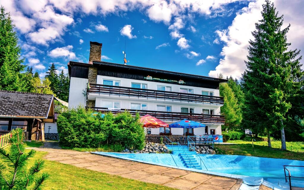 Hotel Kolibřík na Šumave