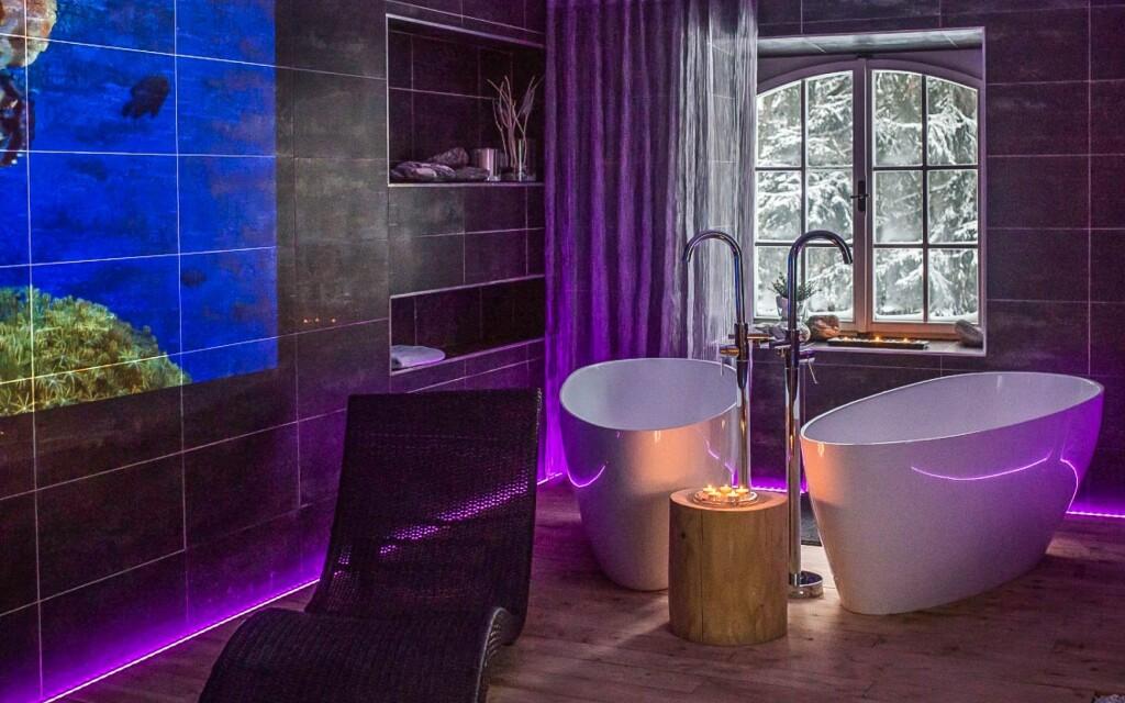 Úplné súkromie a pokoj, Hotel & Garden U Holubů, Beskydy