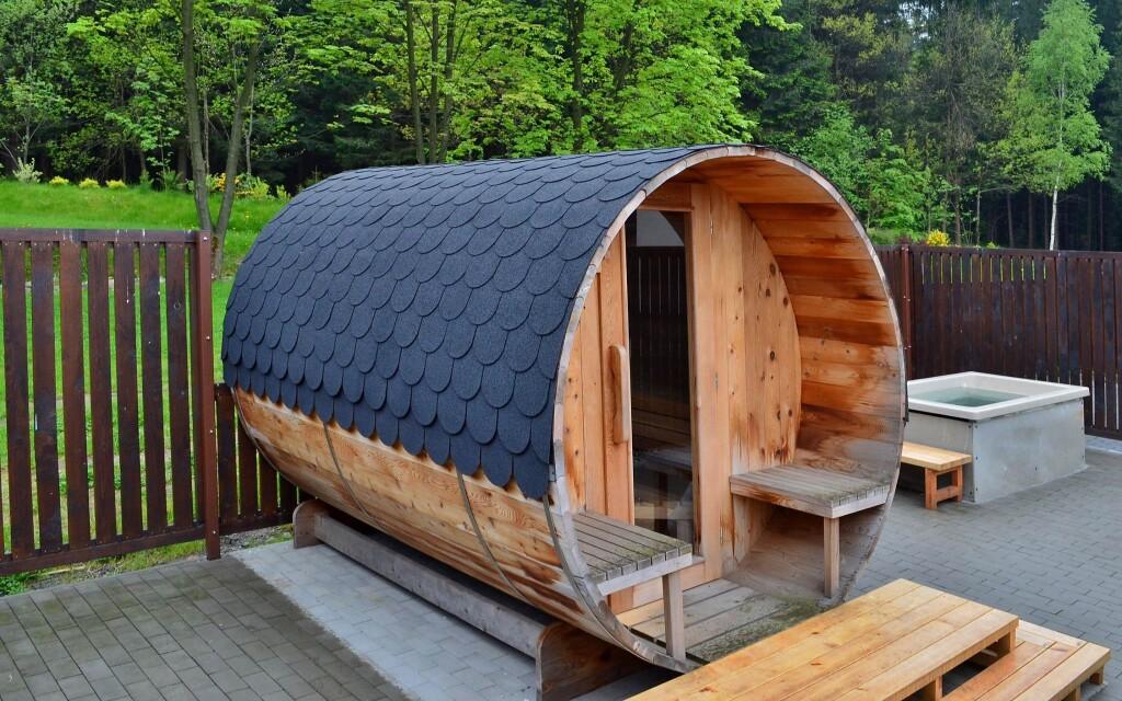 Privátní sauna Hotel Na Dolině *** Frenštát pod Radhoštěm