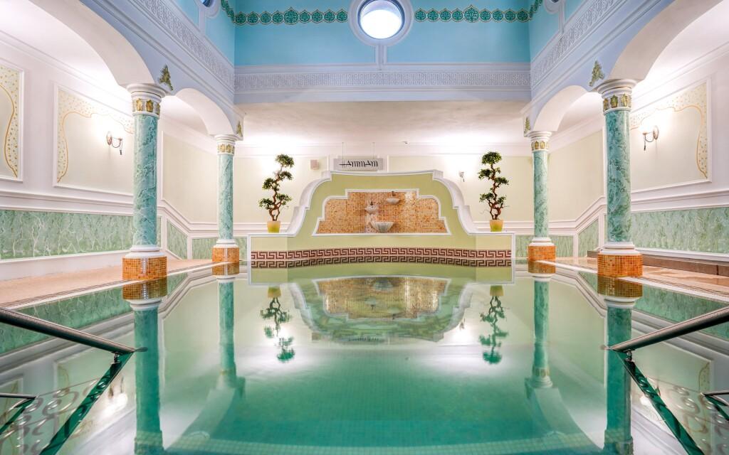 Dopřejte si relax i ve Wellness Aquamarin, Podhájska
