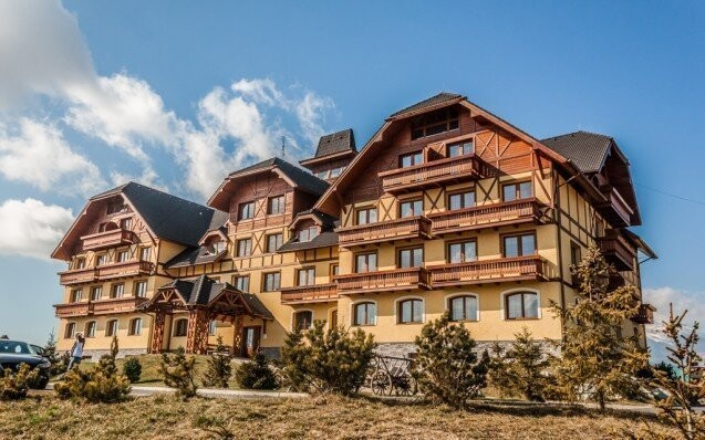 Apartmány Lomnica Tatry Slevoking