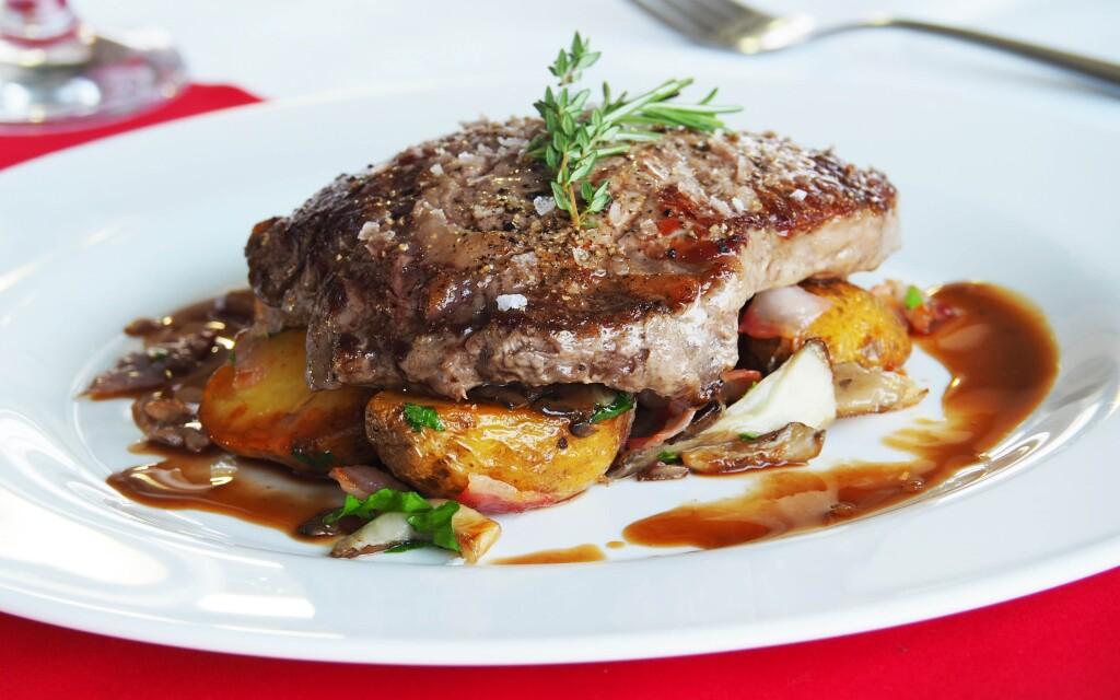 Těšte se na vynikající gurmánské menu