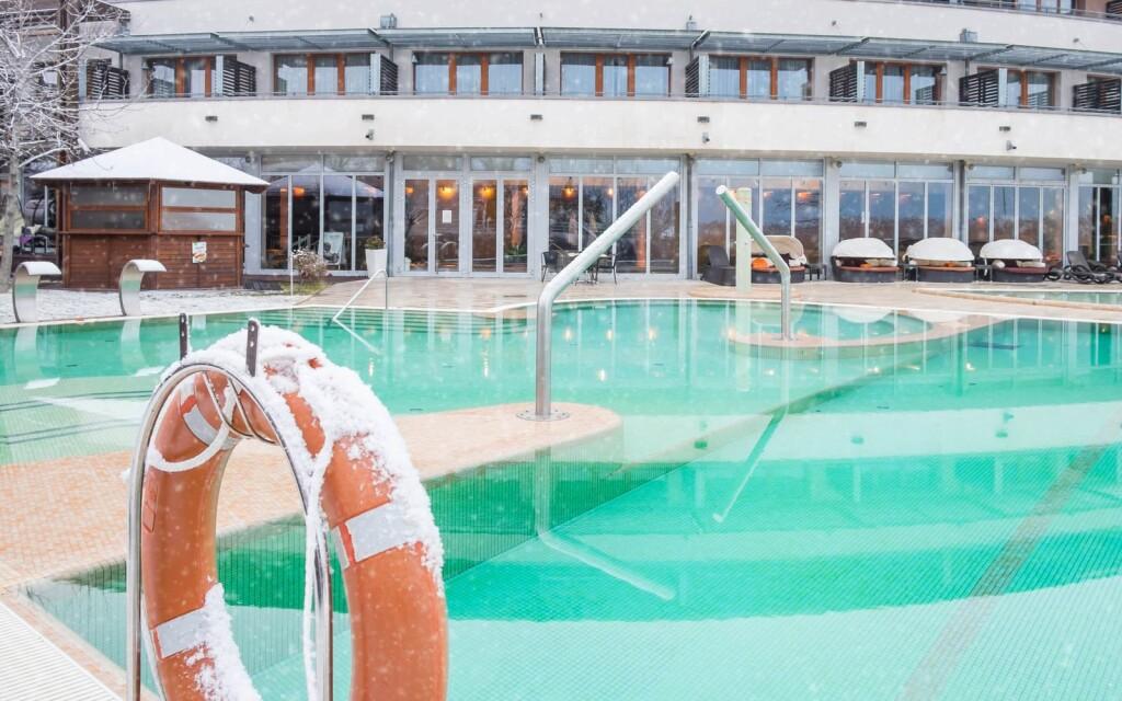 Tešte sa na bazény s horúcou vodou