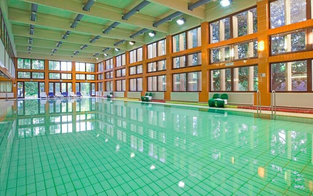 Wellness, bazén, Danubius Hotel Marina, Balatonfüred