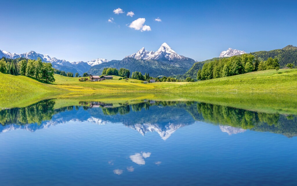 Užite si parádnu dovolenku v Bavorských Alpách