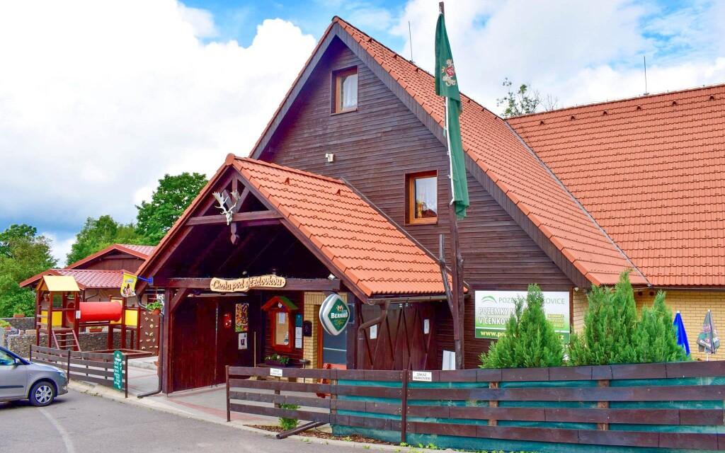 Penzión Chata pod Sjezdovkou, Orlické hory