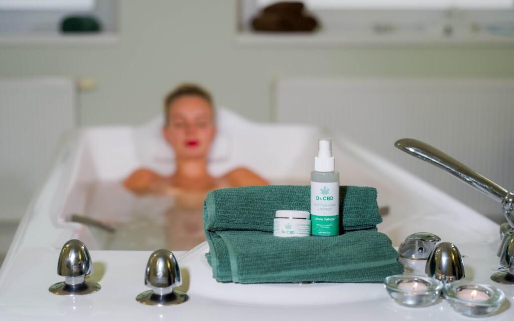 Koupel, Spa & Wellness ve Spa Resortu Sanssouci ****