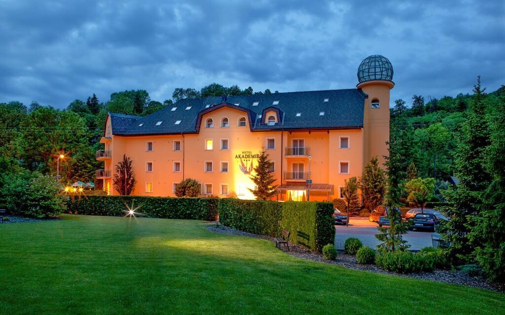Jedinečný zážitok vás čaká v Olomouci, Hotel Akademie ***