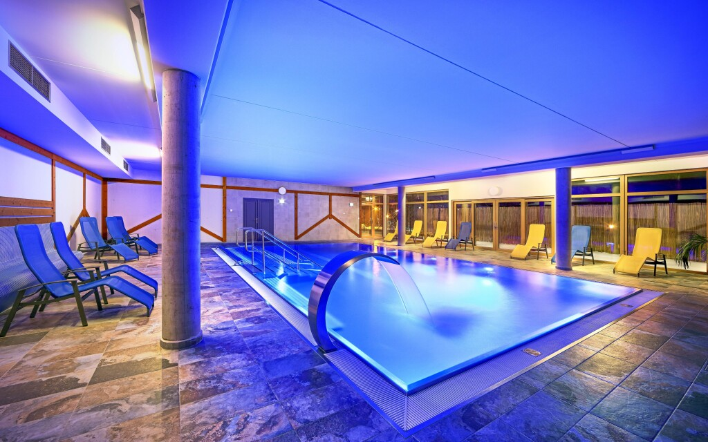 Pihenje ki fáradalmait a Hotel Resort Relax **** wellnesében