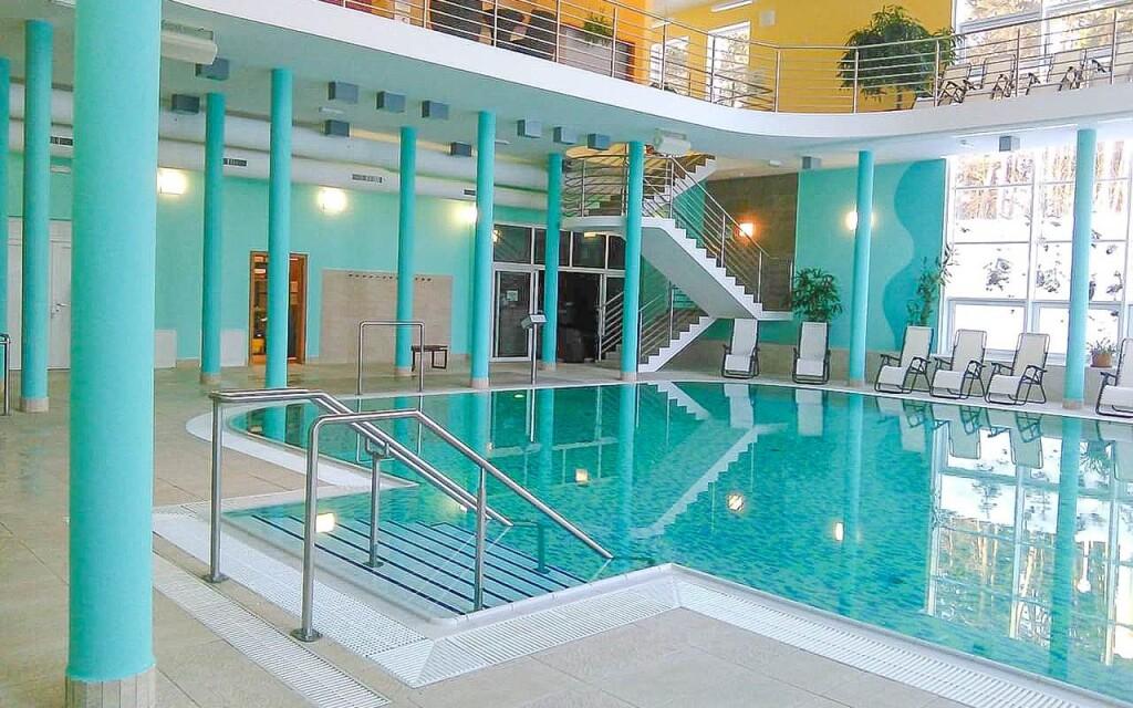 Relaxujte vo wellness Konstantinovy Lázně, Hotel Jitřenka