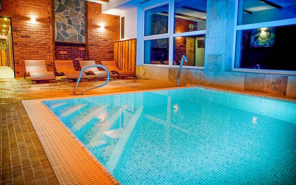 Vitální svět, wellness, bazén a spousta skvělých saun