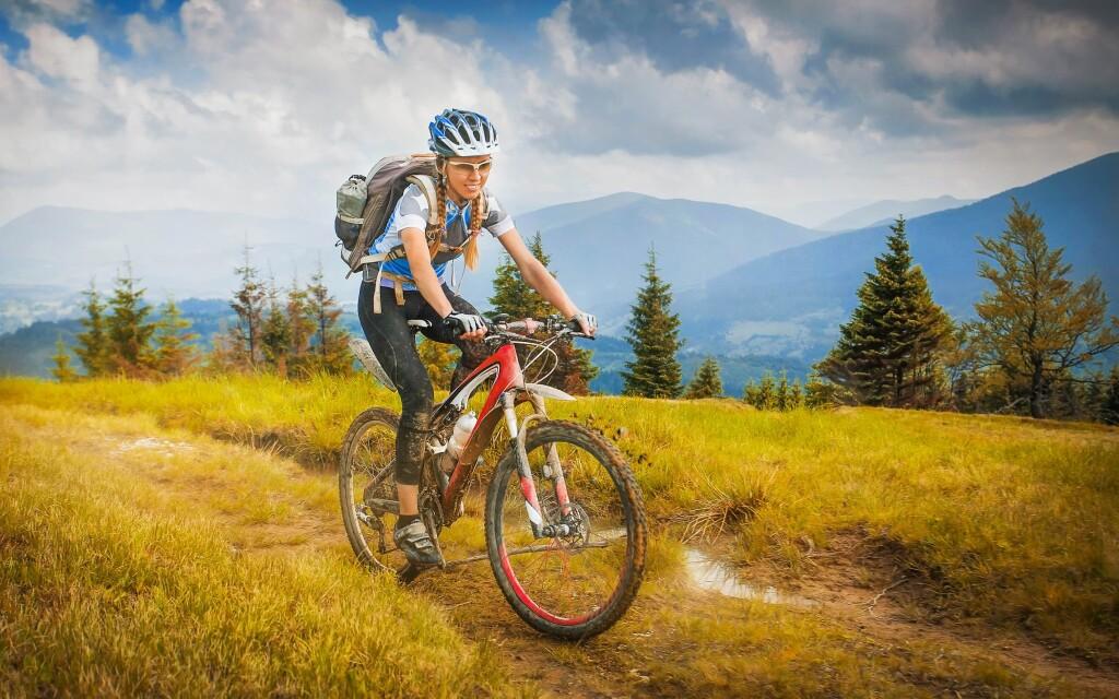 Cyklisté můžou využívat řadu výhod, Boží Dar