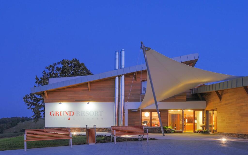 Grund Resort Golf & Ski ****, Mladé Buky, Krkonoše