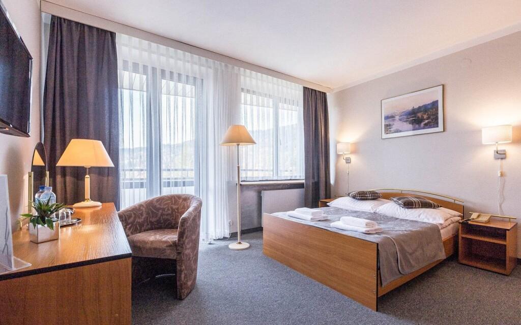 Ubytováni budete v komfortním pokoji, Hotel Helios, Zakopane