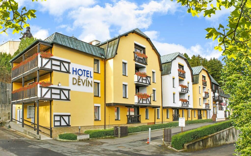 Spa Hotel Děvín ***, Mariánské Lázně
