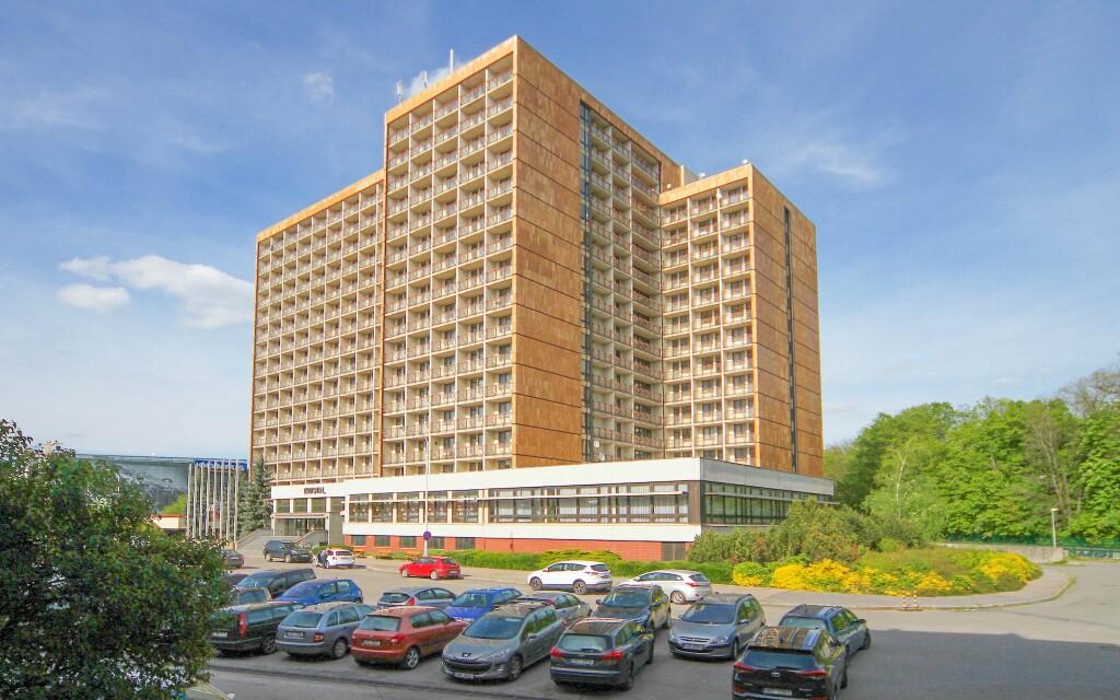 Hotel Krystal ***, Praha