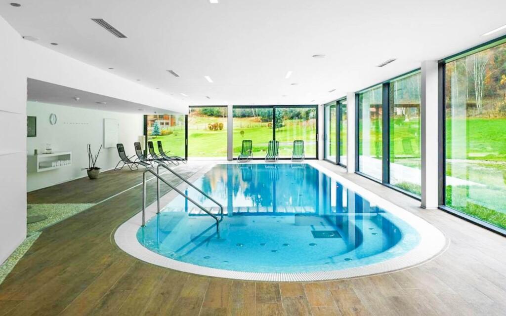Wellness Spa Academy s bazénom a saunami