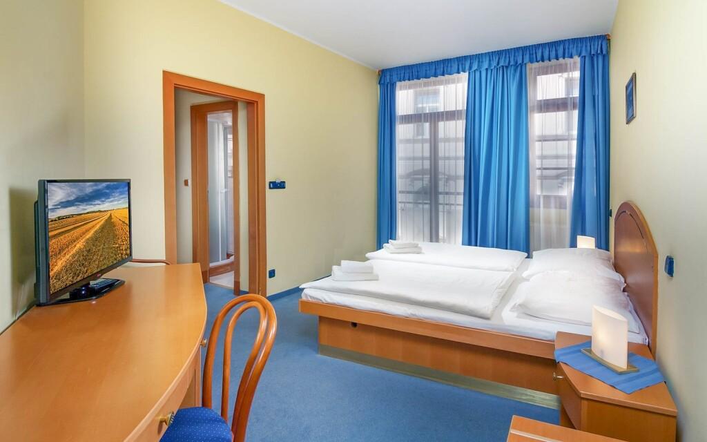 Dvojlôžková izba, Hotel Růže ****, Karlove Vary