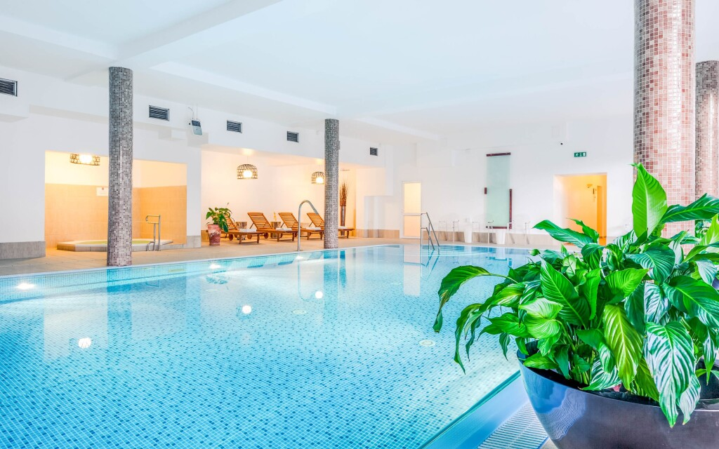 Bazén, Hotel Sasanka ***, Szklarska Poręba
