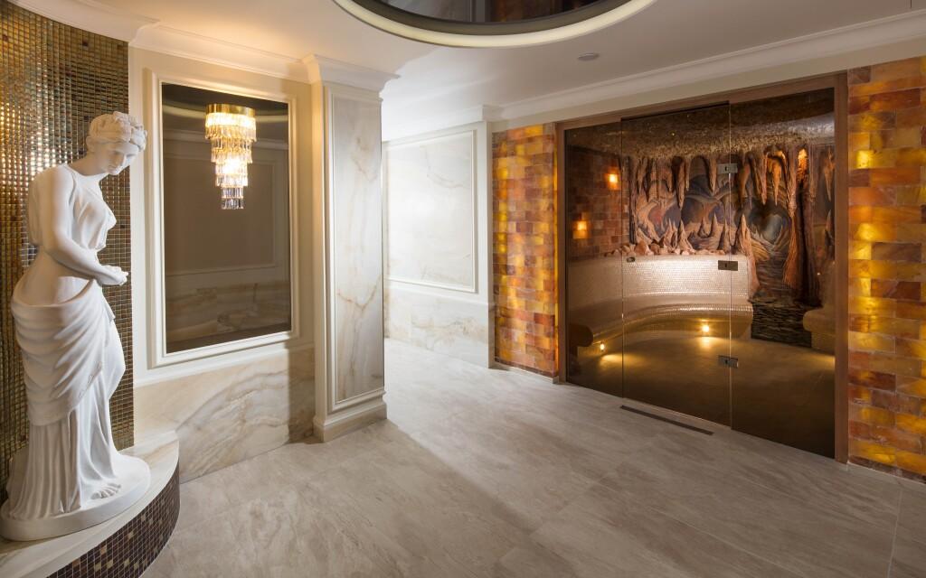 Medical & spa v Chateau Monty Spa Resorte ****