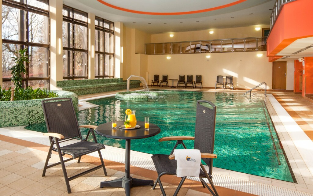 Medical & spa v Chateau Monty Spa Resorte ****
