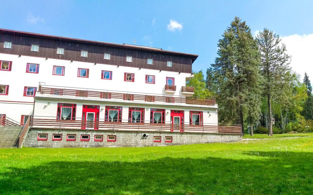Hotel Mánes, Žďárské vrchy