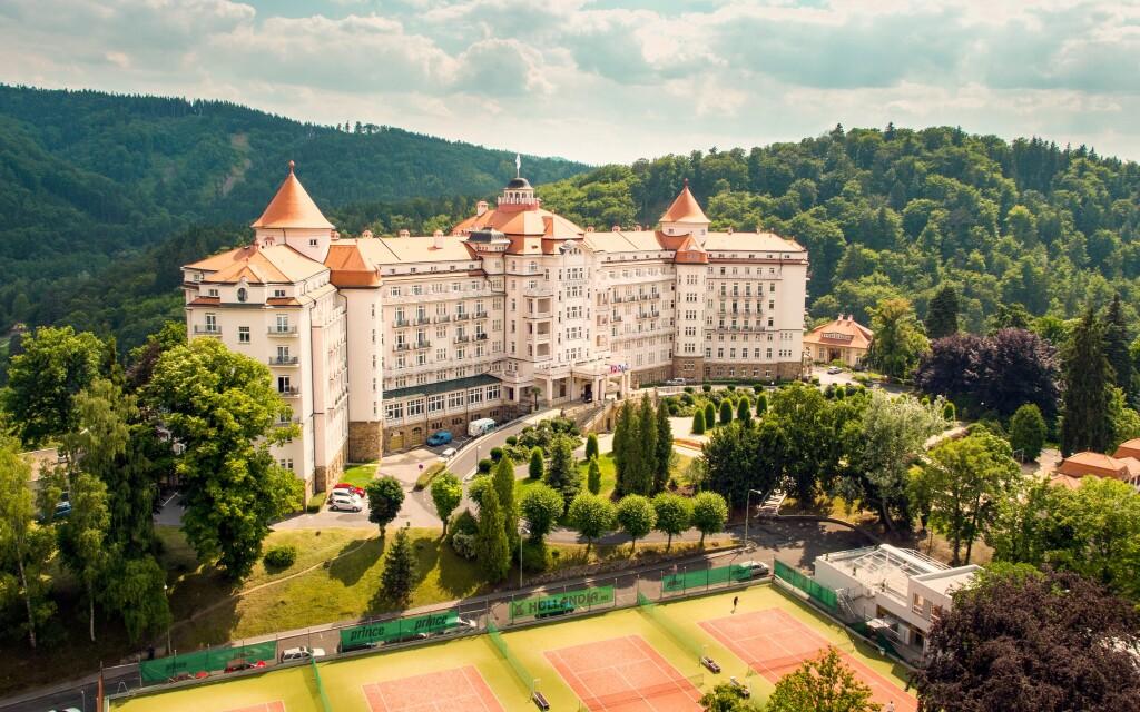 Hotel Imperial ***** je klenot Karlových Varů