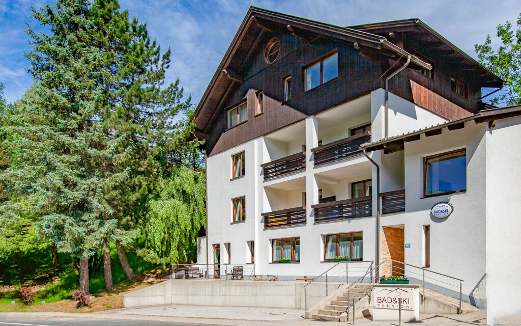 BAD & SKI Pension ***, Rakouské Alpy