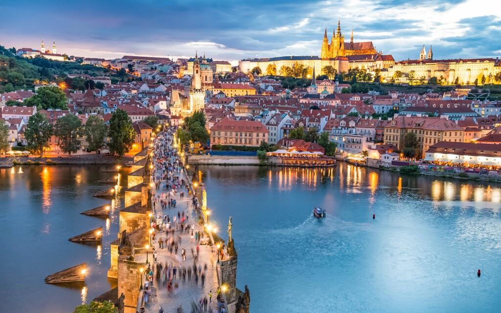 Užijte si skvělý pobyt v Praze