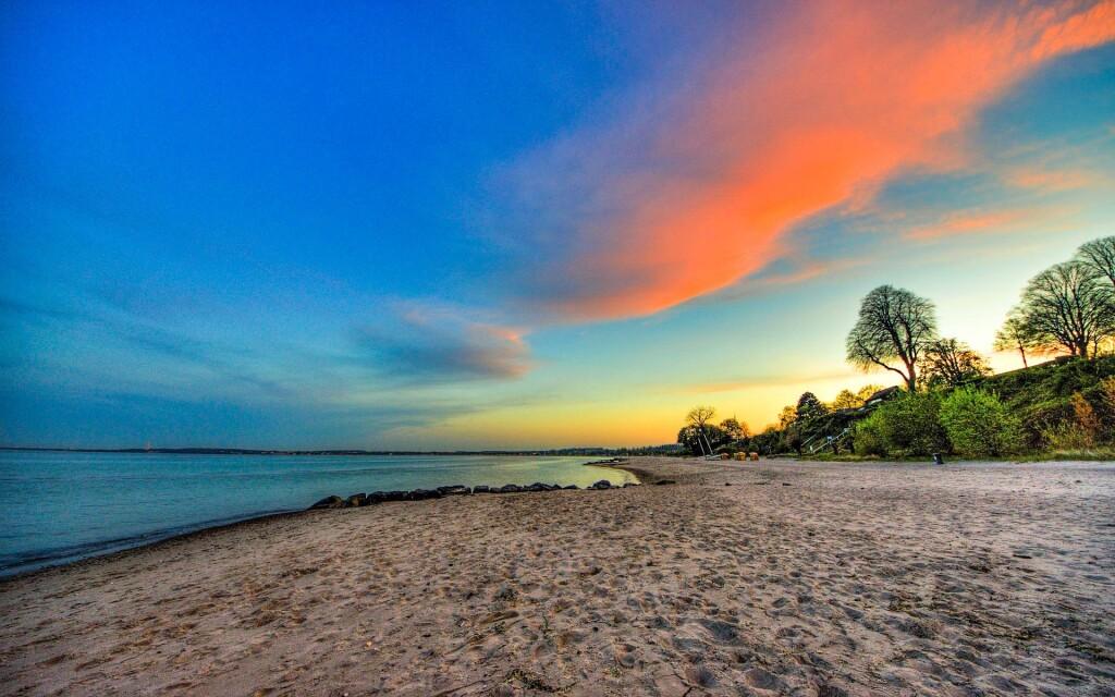 U Baltského moře můžete strávit krásnou dovolenou