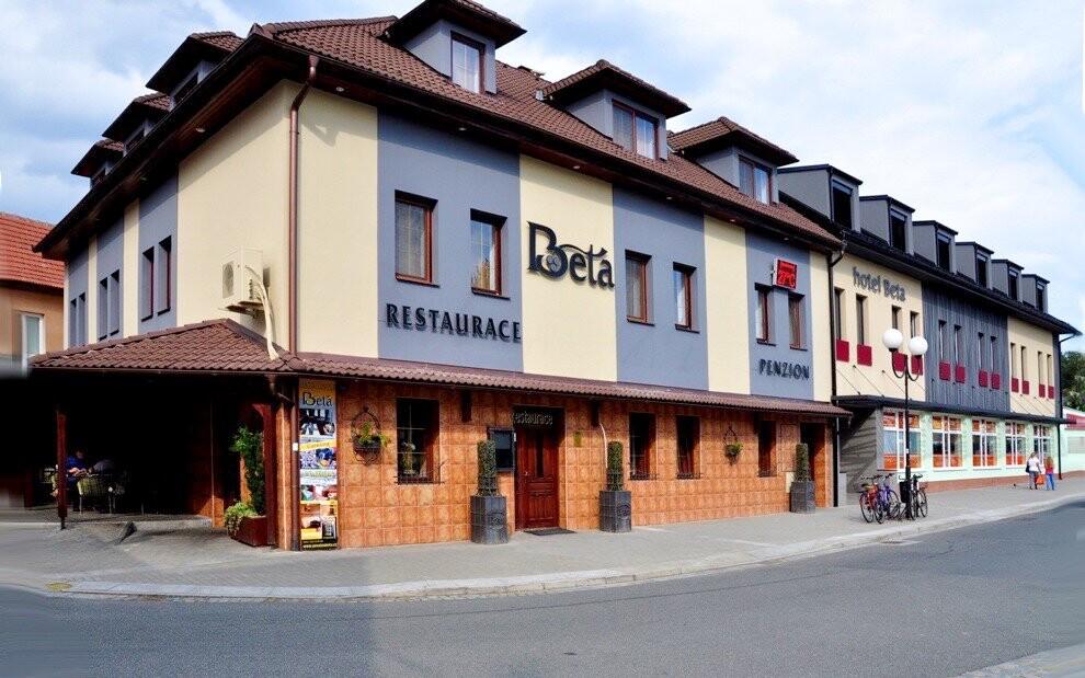 Hotel Beta *** v Bzenci