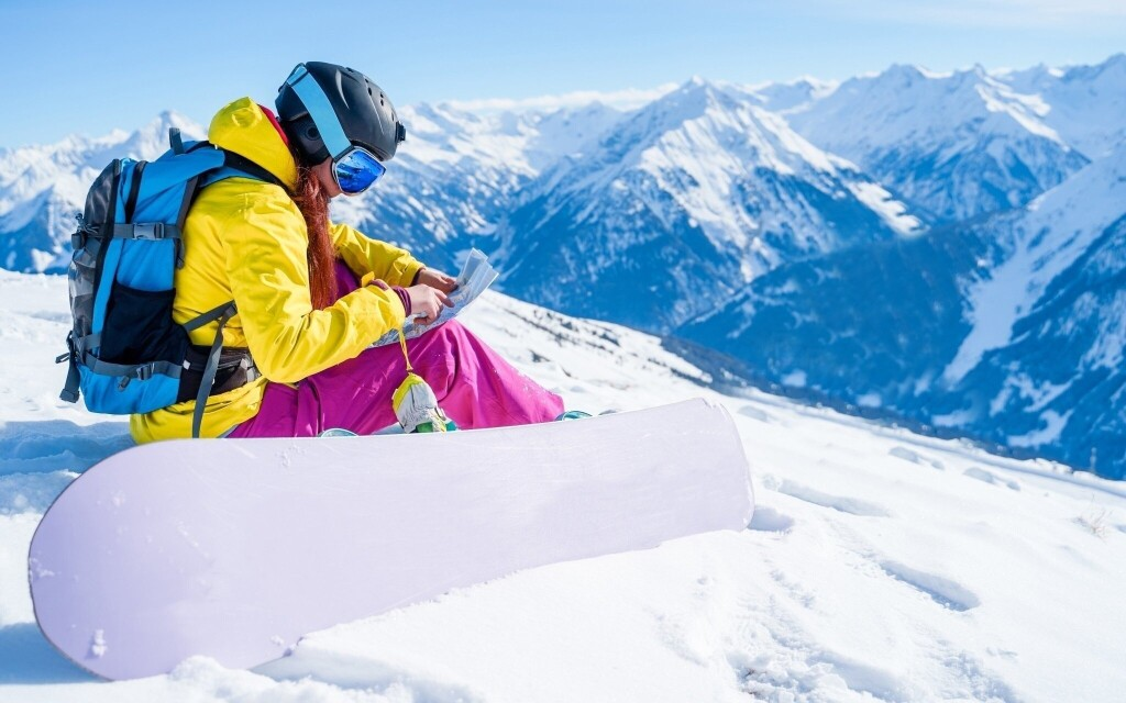 Užijte si zimu v Rakousku
