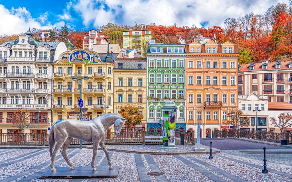 Karlovy Vary jsou úchvatné