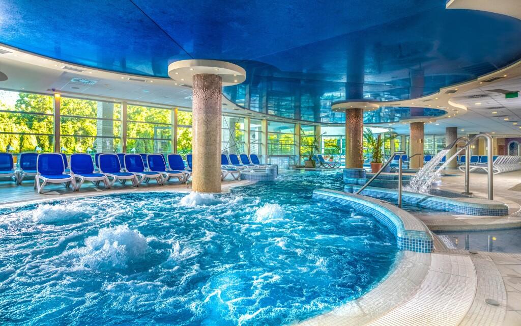 Luxusní wellness, Thermal Hotel Visegrád ****+
