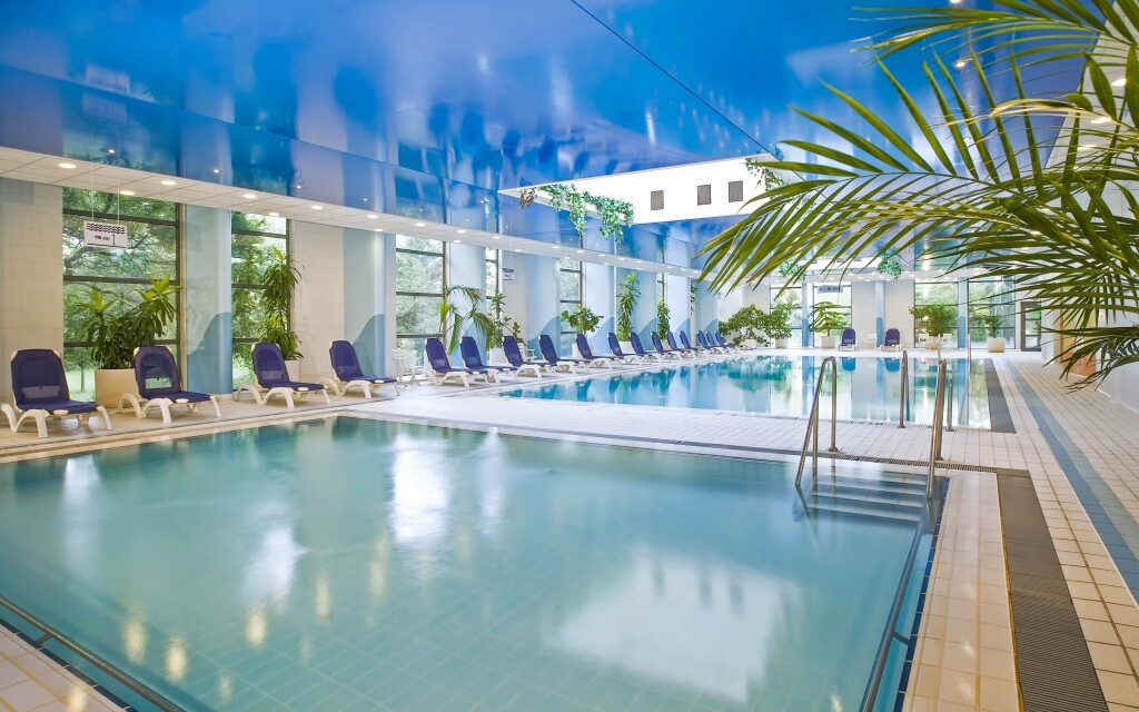Wellness, Danubius Hotel Helia ****, Budapešť