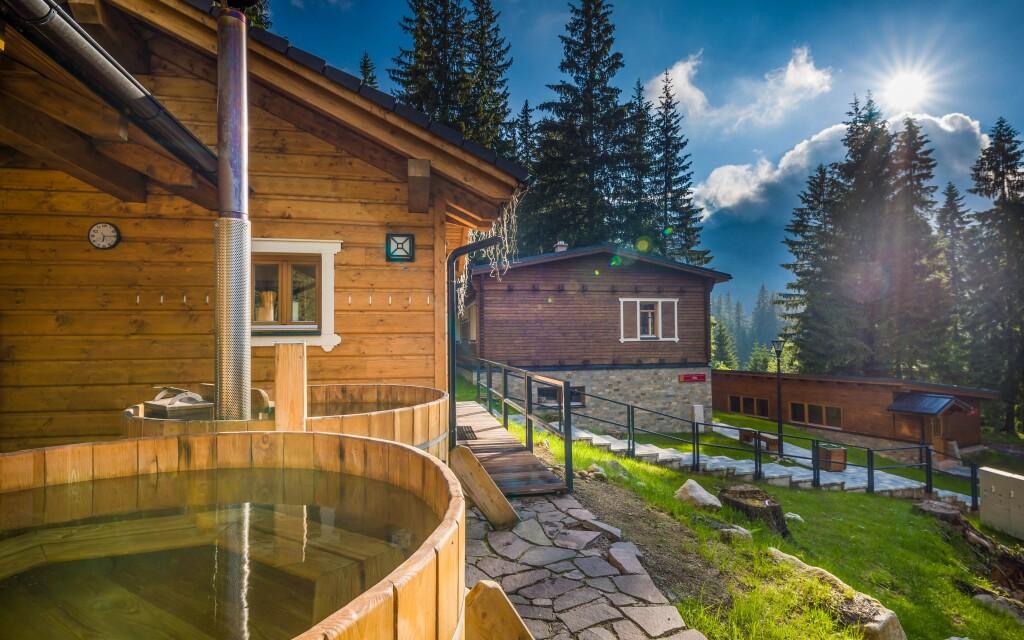 Wellness, Eko-šport Hotel Björnson ***